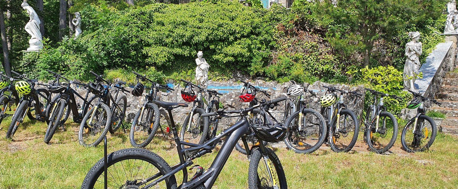 noleggio e-bike mtb